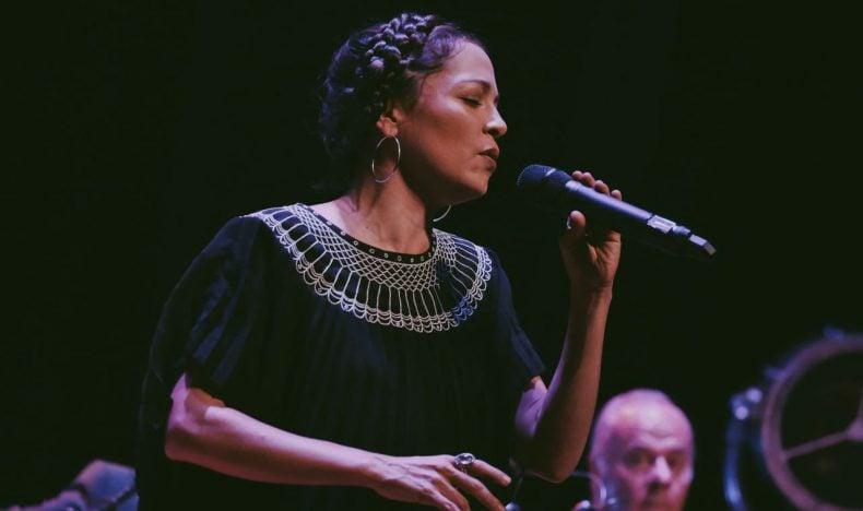 Singer Natalie Lafourcade