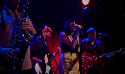Ruby Velle & The Soulphonics at Rockwood Music Hall