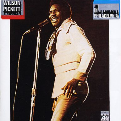 Wilson Pickett Bumble Bee Album Cover Song Of The Day The Face Radio