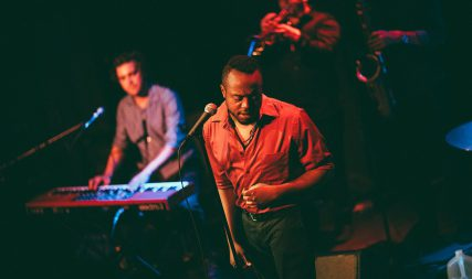Durand Jones and The Indications Band