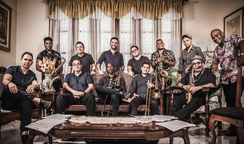 Mambo Big Band Orquesta Akokán