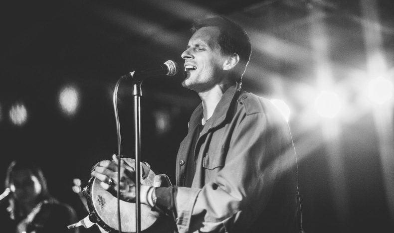 Singer Ben Pirani