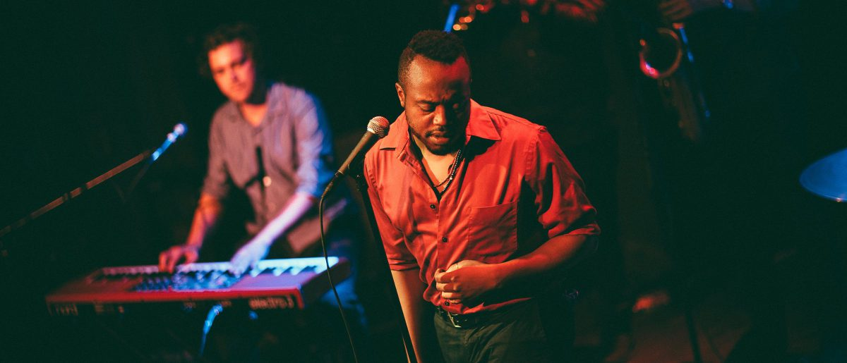 Durand Jones and the Indications band photo by Rosie Cohe