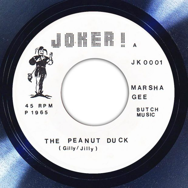 Marsha Gee Peanut Duck The Face Song Of The Day