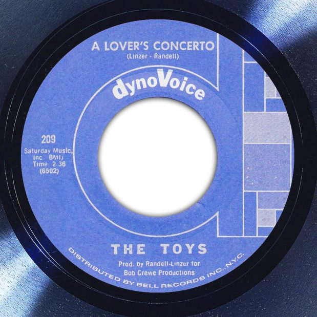 The Toys A Lovers Concerto Label The Face Song Of The Day