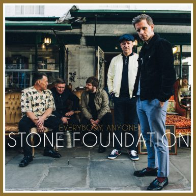 Stone Foundation - Everybody, Anyone Album Cover