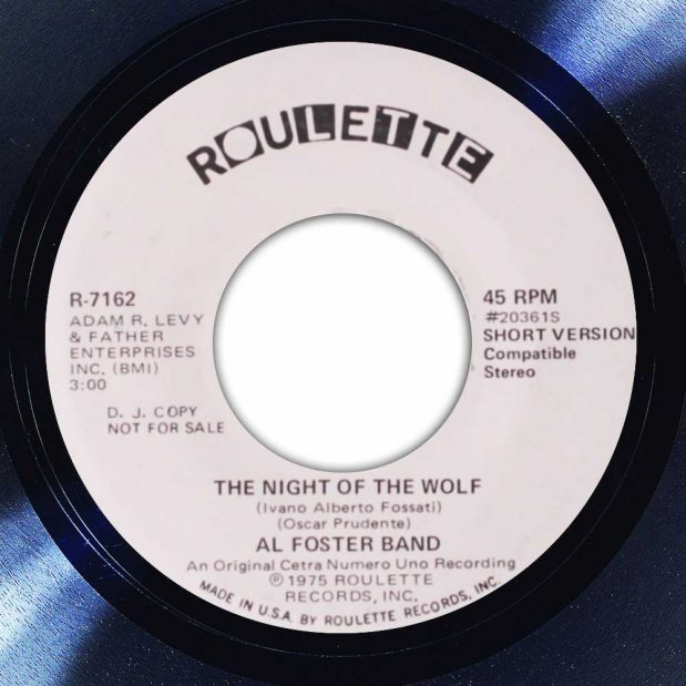 Al Foster Band ‎– The Night Of The Wolf