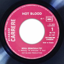 Hot Blood - Soul Dracula