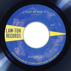 Jean Wells - Keep On Doin' It