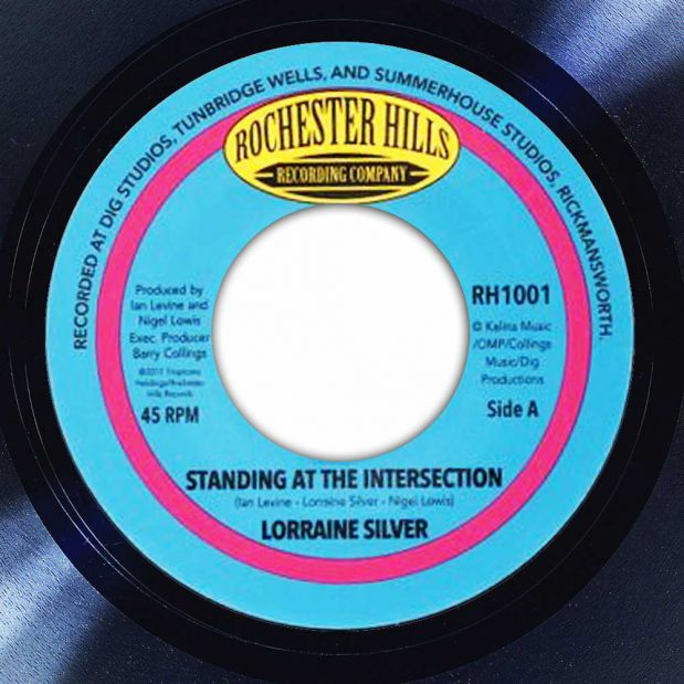 Lorraine Silver - Standing At The Intersection
