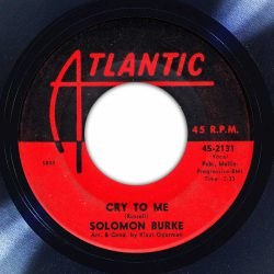 Solomon Burke - Cry To Me