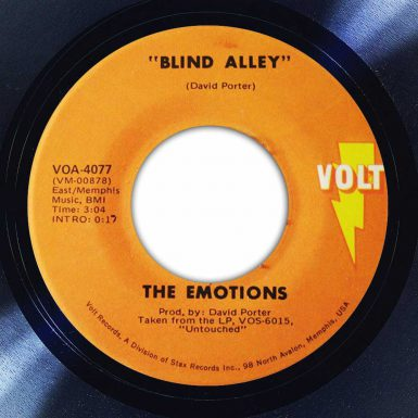 The Emotions - Blind Alley