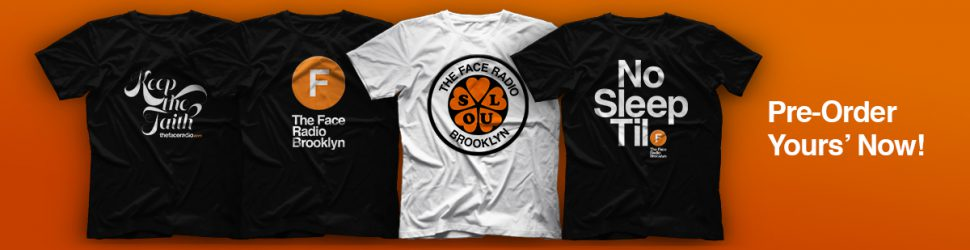 The Face Radio T-Shirts Pre-Order
