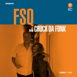Chuck Da Fonk of the FSQ Show with Special Guest Amy Douglas on The Face Radio