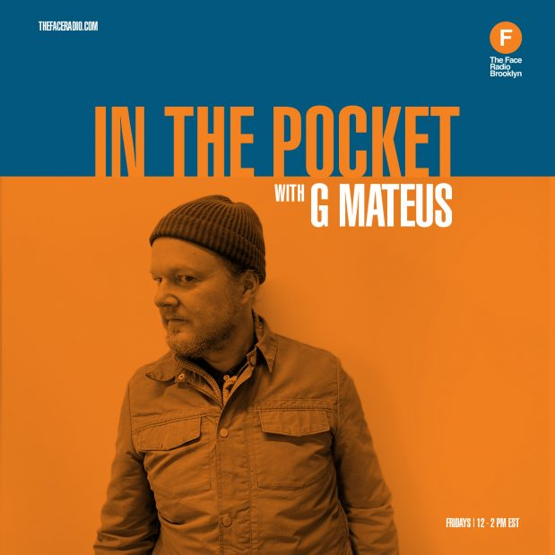G Mateus of In The Pocket on The Face Radio