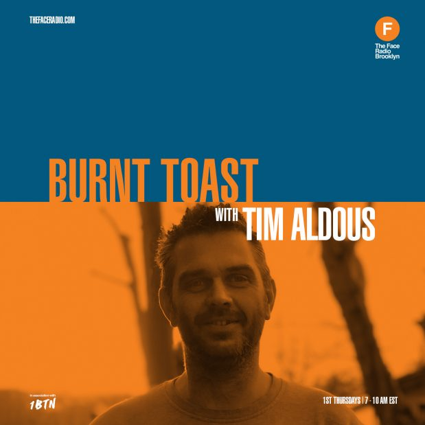 Dj Tim Aldous of Burnt Toast