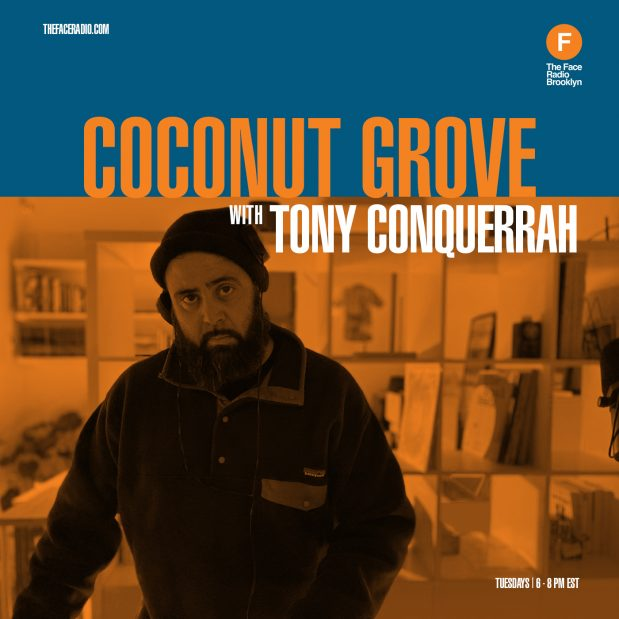 Tony Conquerrah of Coconut Grove on The Face Radio