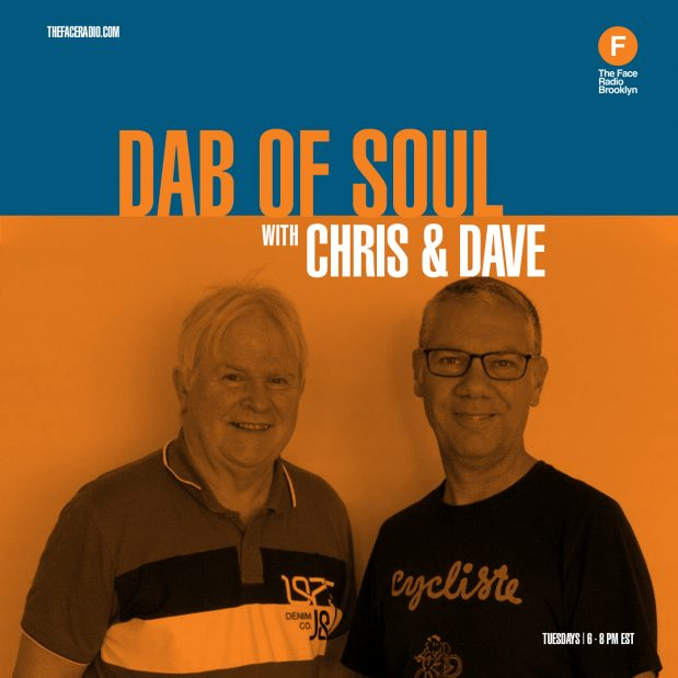 Chris and Dave of Dab of Soul on The Face Radio