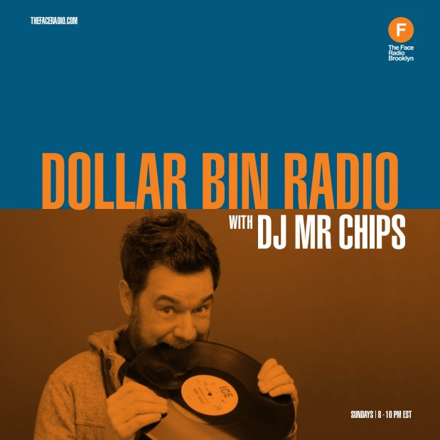 Dollar Bin Radio with DJ Mr Chips on The Face Radio