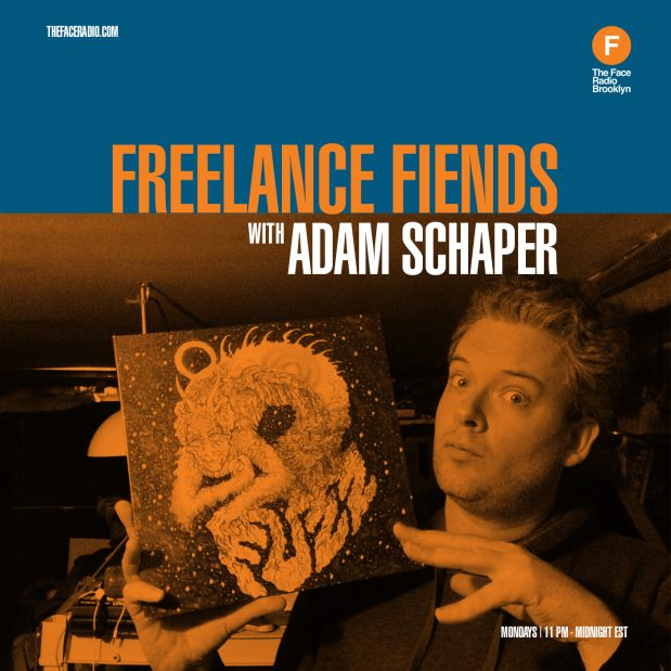 Freelance Fiends with Adam Schaper 20th January 2020