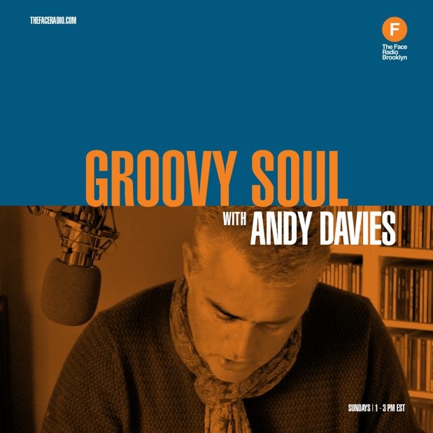 Groovy Soul with Andy Davies