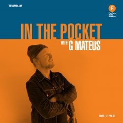 DJ G Mateus of In The Pocket on The Face Radio