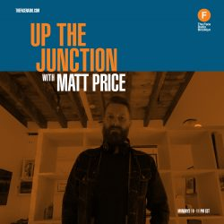 Matt Price of Up The Junction on The Face Radio