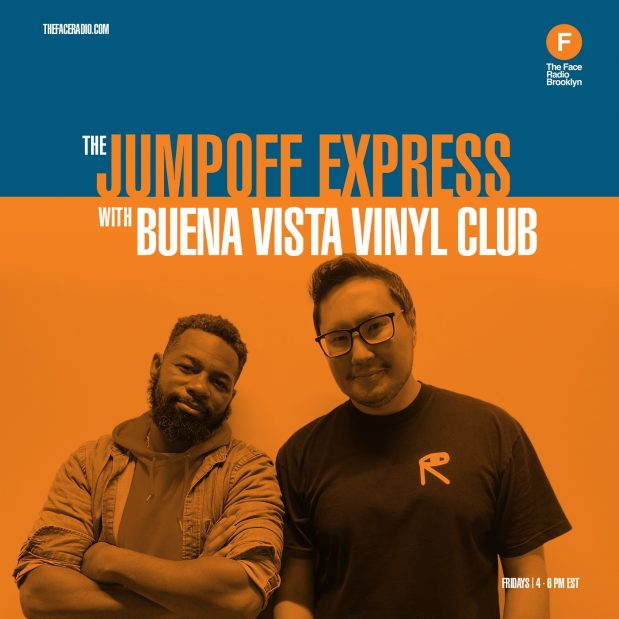 The Jumpoff Express with Buena Vista Vinyl Club. Rustam Ospanoff joins this week's show.