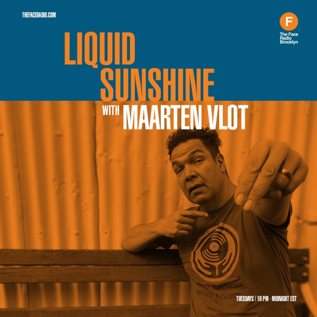 Liquid Sunshine with Maarten Vlot
