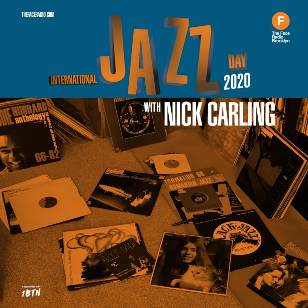 International Jazz Day 2020 with Nick Carling