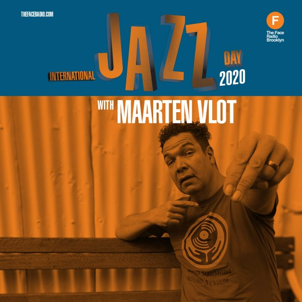 International Jazz Day 2020: Liquid Sunshine with Maarten Vlot