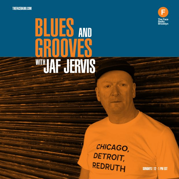 Blues and Grooves with Jaf Jervis
