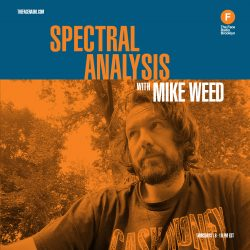 Spectral Analysis with Mike Weed
