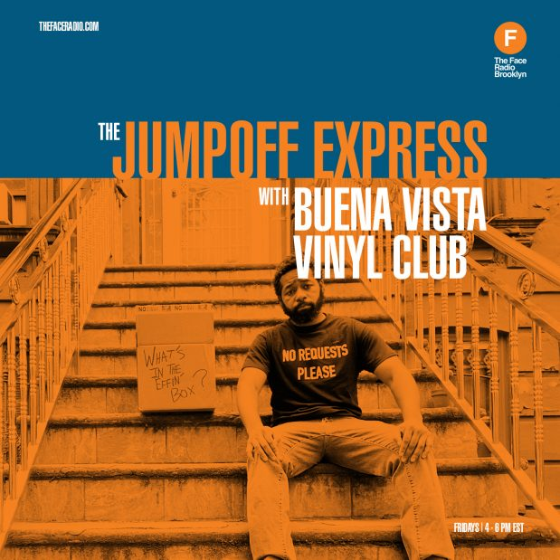 The Jumpoff Express with Buena Vista Vinyl Club