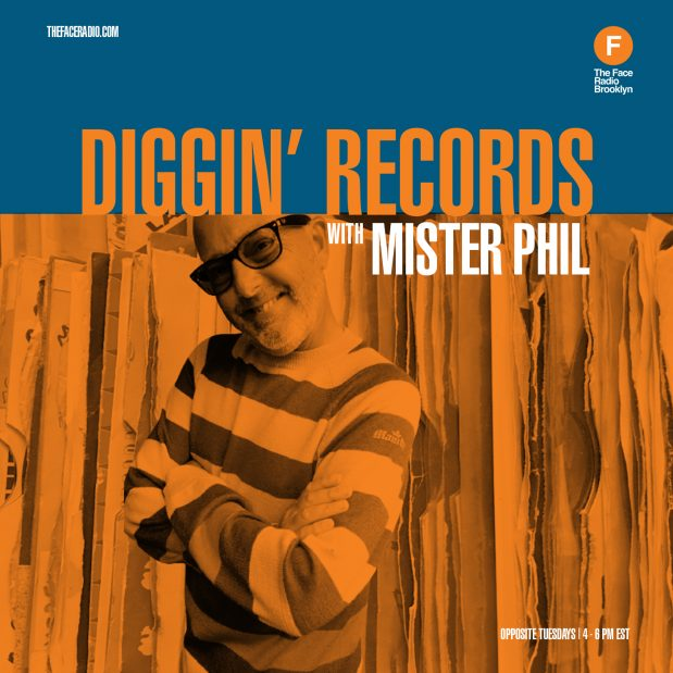 Diggin' Records with Mister Phil