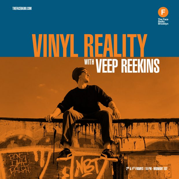 Vinyl Reality with Veep Reekins