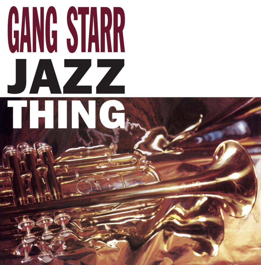 Gang Starr - Jazz Thing Cover