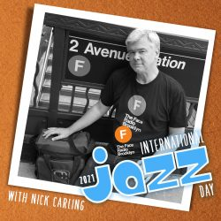 International Jazz Day 2021 with Nick Carling
